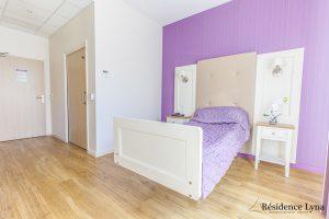Résidence Lyna - Les chambres (Medifar)